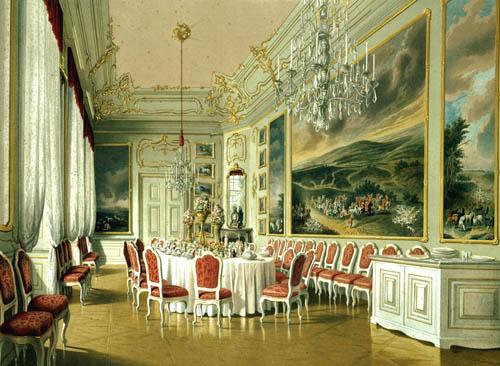 ハプスブルク帝国の栄光 華麗なるオーストリア大宮殿展