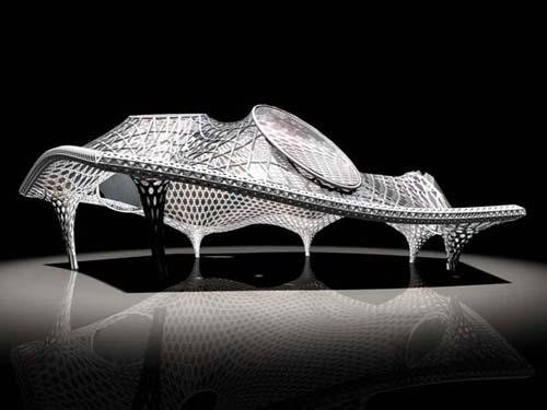 「エレメント」構造デザイナー セシル・バルモンドの世界