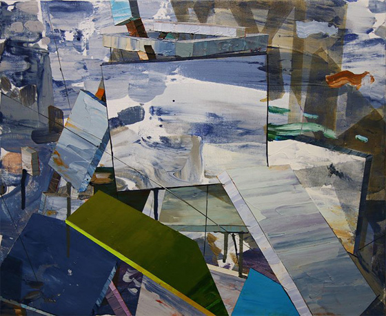 ムカイヤマ達也 「プロジェクト絵画と嘘の積分」