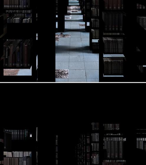 渡辺豪 「光差 -境面Ⅲ-」