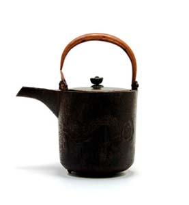 雲龍文燗鍋