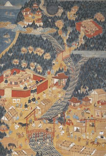 第62回式年遷宮記念 伊勢神宮と神々の美術