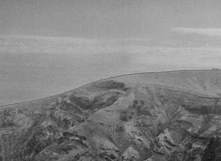 吉田志穂 「測量|山」
