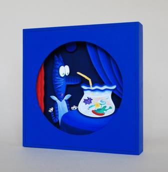 -BOX ア・ラ・キャット 2013- ナメ川コーイチ展