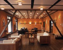 板室観光ホテル 大黒屋サロン